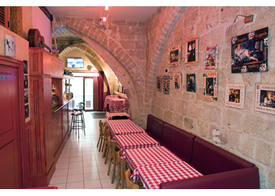 LE TAKE FIVE<br /><br /><h4>Photo de l'intérieur du restaurant, bar, tapas à Montpellier</h4>